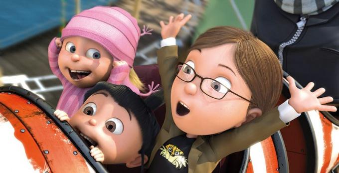 Лучшие мультфильмы для семейного просмотра