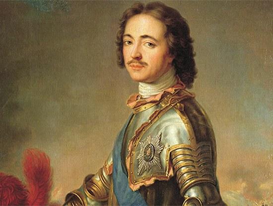Петр I - один из самых известных Петров в истории
