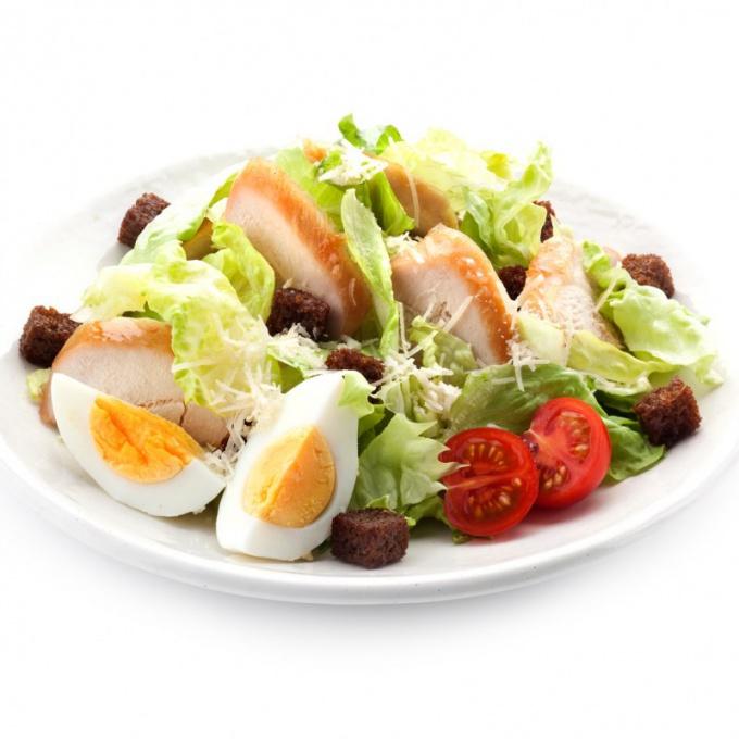 Вкусные салаты с бужениной