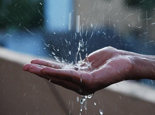 Собираем дождевую воду