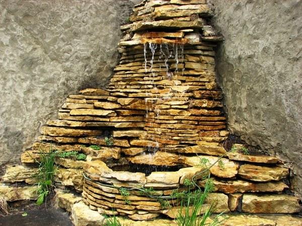 Настольный водопад