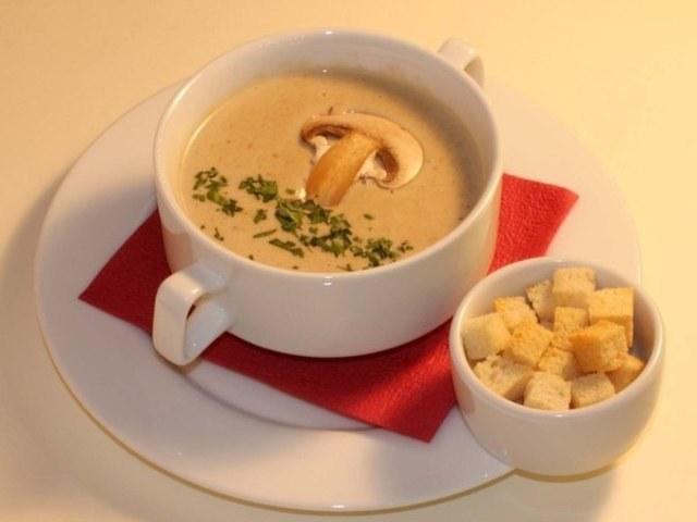 С какого возраста ребенку можно грибной суп