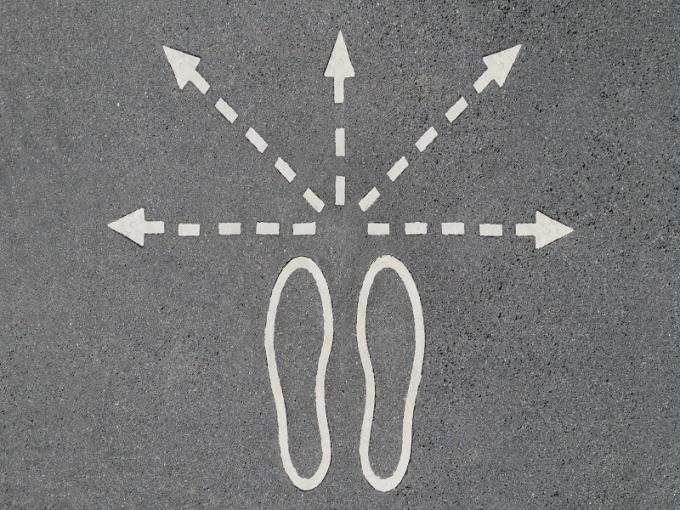 С какой ноги нужно вставать