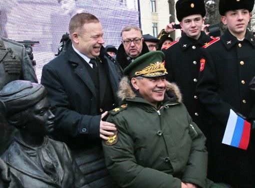 Где Шойгу открыл памятник героям фильма «Офицеры»