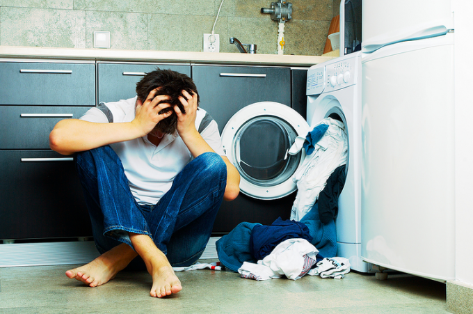 Washing machine does not spin: what to do?
