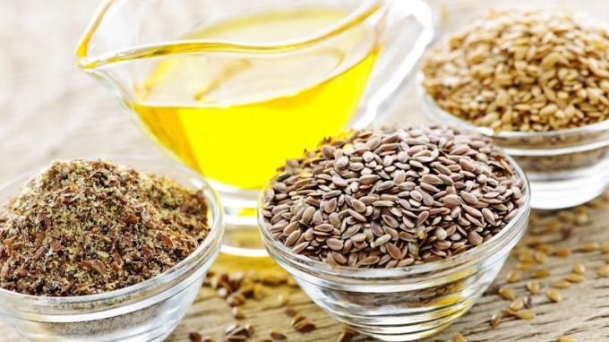 Можно ли использовать льняное масло для массажа