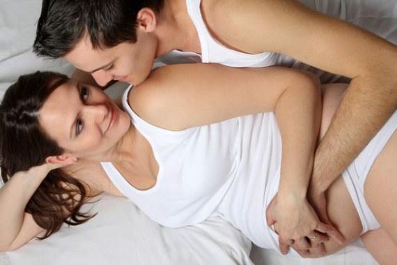 Как заниматься сексом беременной