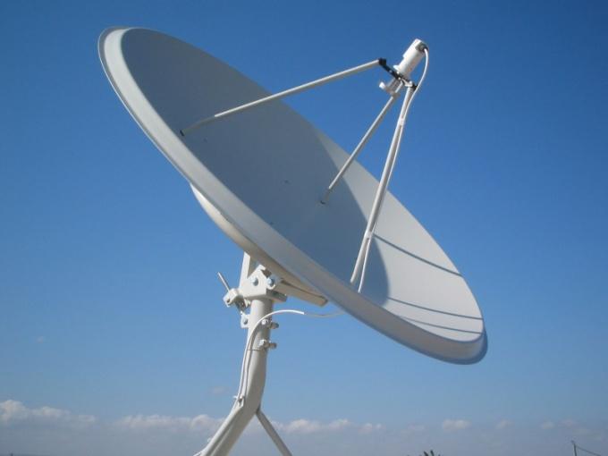 Какие бывают спутниковые тарелки