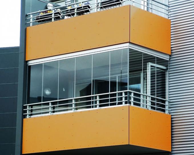 Наружная отделка балкона: использование материалов и этапы всех работ