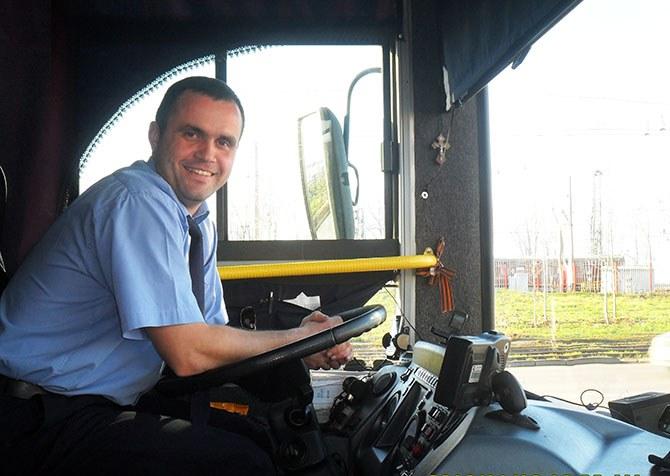 Водитель автобуса: реалии профессии в нашей стране