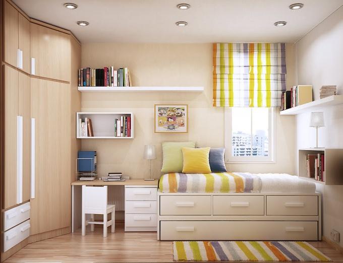 комфортная детская комната фото