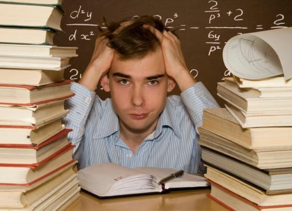 Как стоит вести себя во время экзамена
