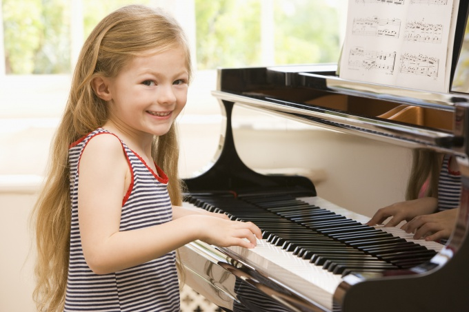 Your child and music school