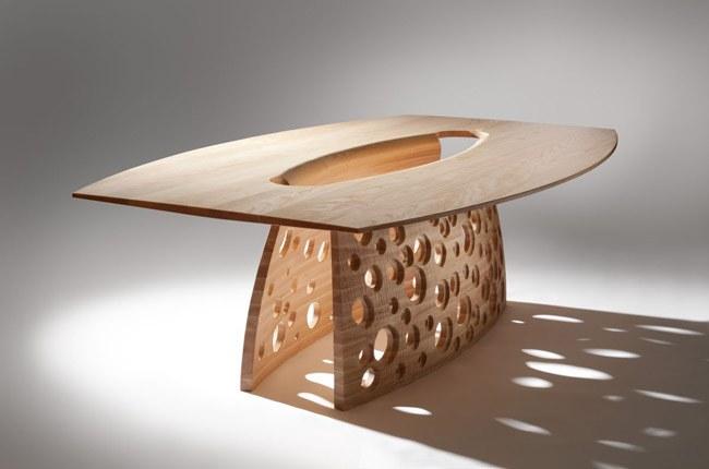 Для изготвления мебели преимущественно используется хвойная фанера