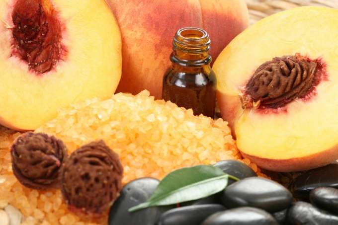Peach oil in the nose: benefit, harm, indications