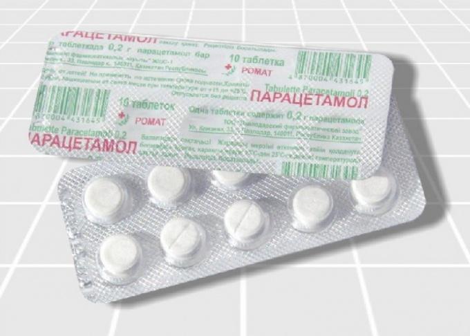 Можно ли принимать парацетамол кормящей маме