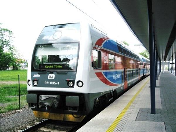 Поезд Москва - Прага