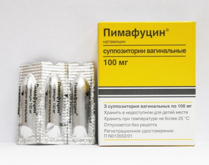 Как использовать Пимафуцин: особенности применения