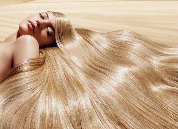 Clarification of hair with chamomile: fineness of procedure