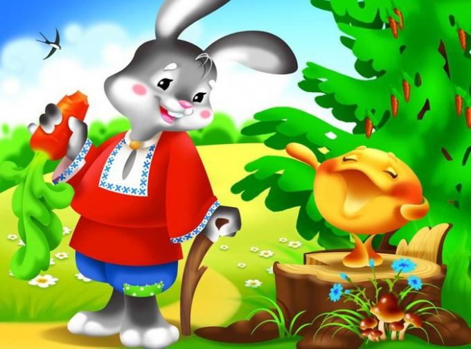 Чему учит детей сказка о Колобке?