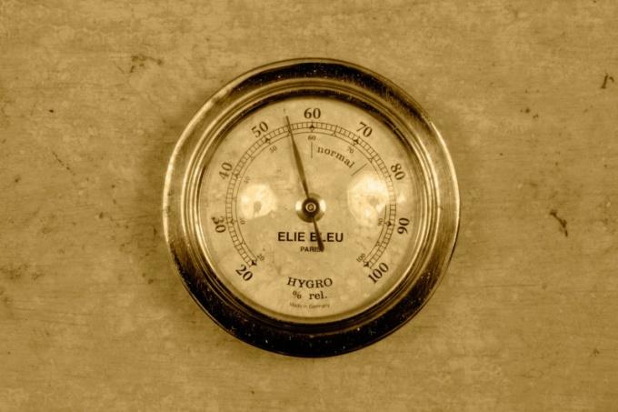 Что такое гигрометр