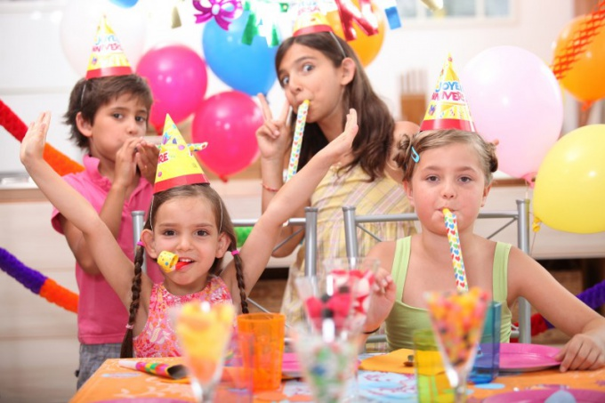 Какие детские конкурсы можно придумать на день рождение