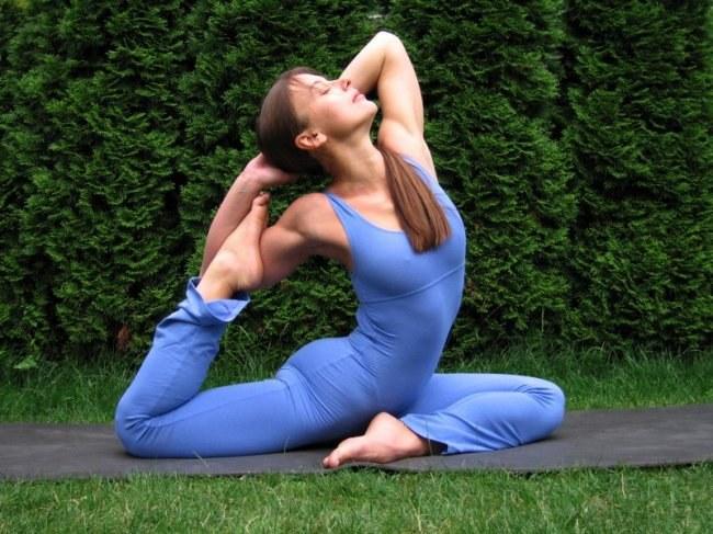 Какие упражнение для растяжки мышц существуют
