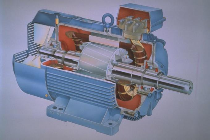 Что такое асинхронный генератор