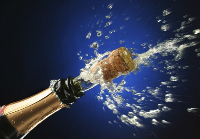 Шампанское во сне сулит денежную прибыль!