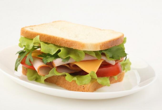 Какие виды бутербродов бывают