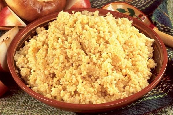 Пшеничная каша - ценный питательный продукт