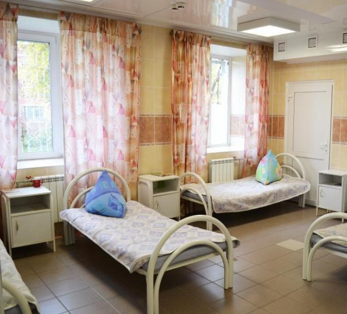 Многоместная палата отделения патологии беременных