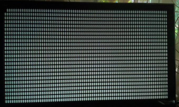 Почему появились черные полосы на мониторе нетбука