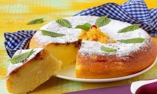 Испеченные с манной крупой пироги в народе называют «манники»