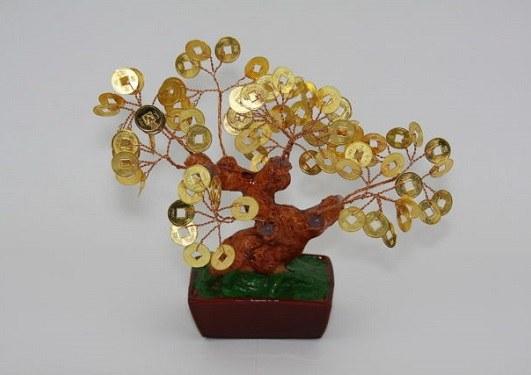 Как сделать денежное дерево из бисера своими руками