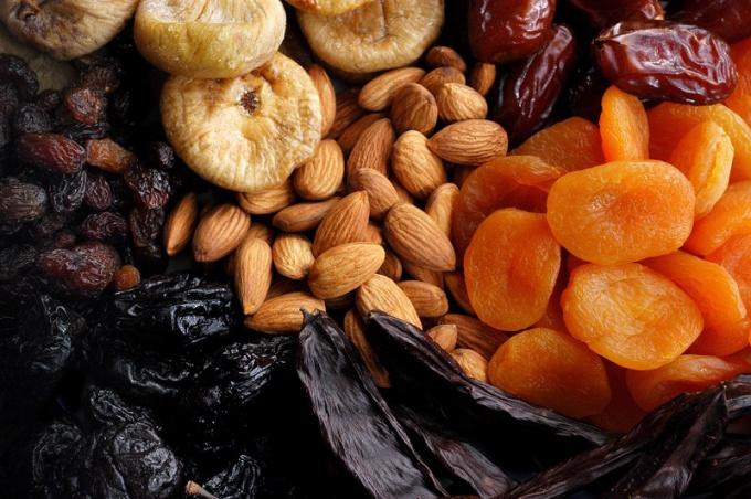 Сухофрукты - это «восточные сладости»