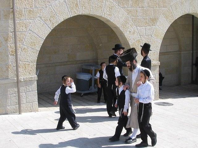 Ортодоксальные евреи