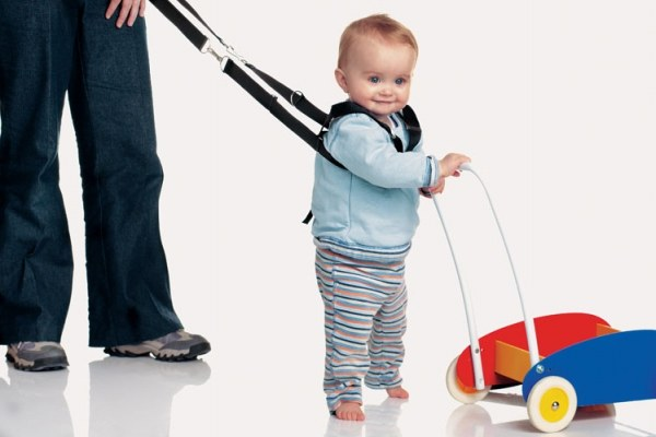 Для чего надобен поводок для ребенка