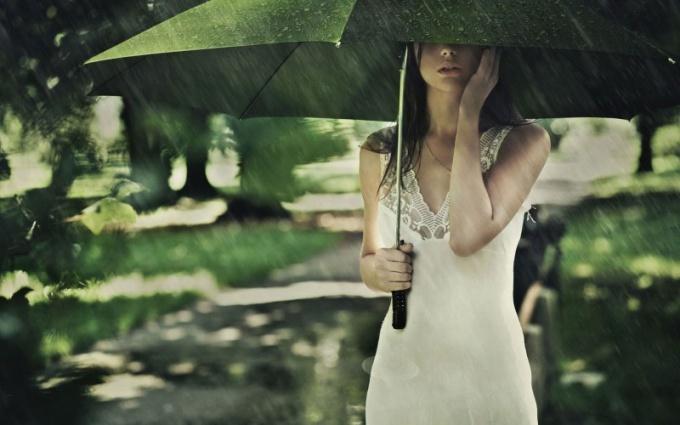 Где можно спрятаться от дождя