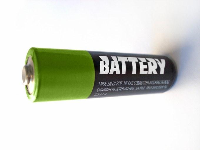 В чем вред использованных батареек