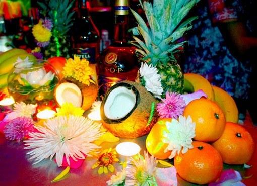 Как устроить гавайскую вечеринку своими руками