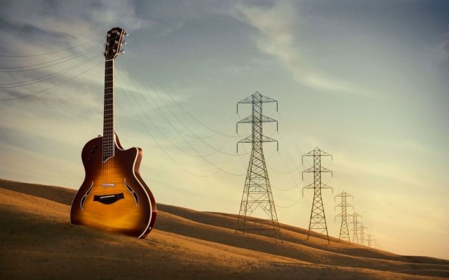 Сколько струн бывает на гитаре