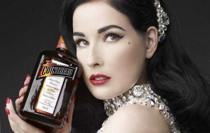 Как правильно пить ликер Cointreau