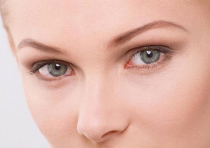 When prescribed ointment eye