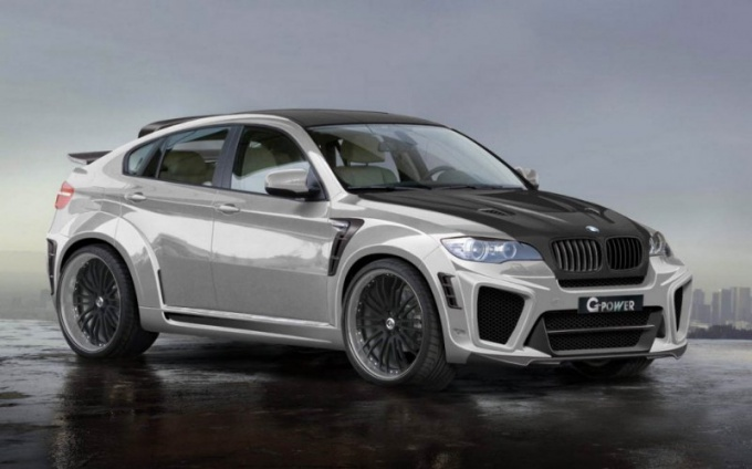 BMW X6 TYPHOON RS ultimate V10