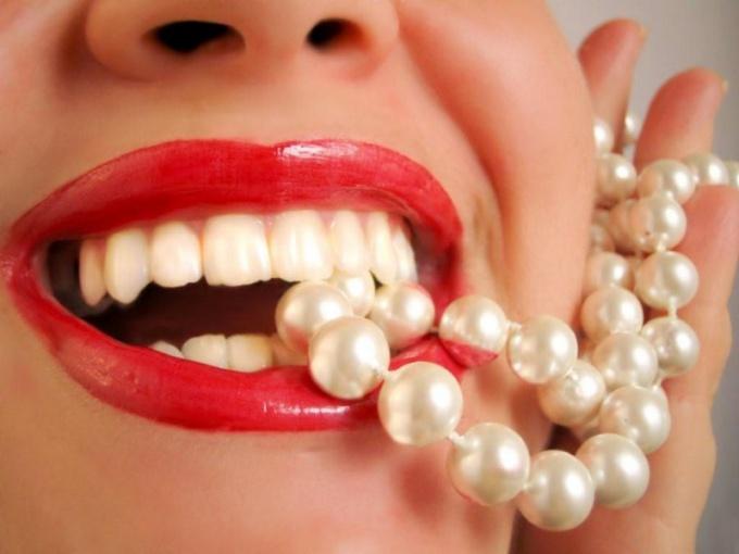 Достаток витаминов - красивая улыбка!