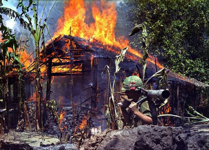 Какие фильмы про войну во Вьетнаме посмотреть