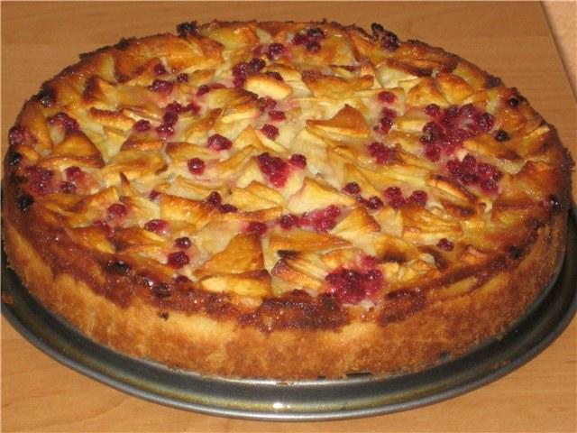 Как испечь французский пирог