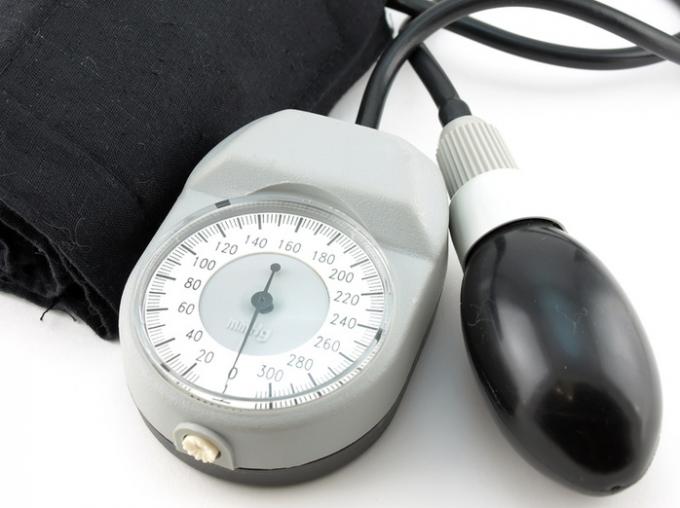 Особенности измерения давления