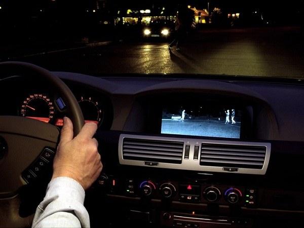 Прибор ночного видения для автомобиля